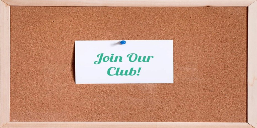 Join Our Club!